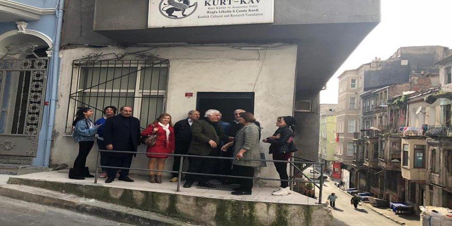 STENBOL/ Celal Baykara çu serdana SES Û KURD-KAVê