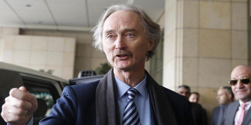 Pedersen: HSD lîstikvaneke girîng a Sûrîyê ye