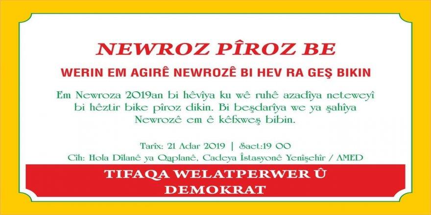 Vexwendname: Werin Em Agire Newrozê Bi Hev Ra Geş Bikin
