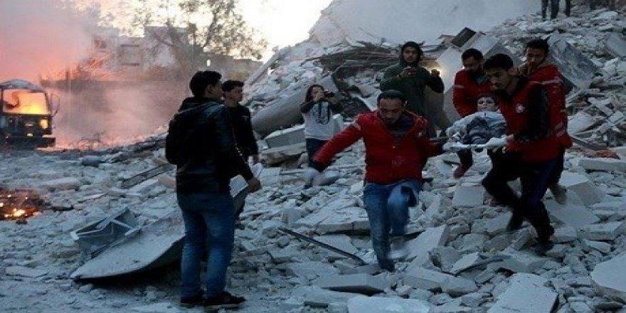 Îdlib û Hema hatin bombebarankirin