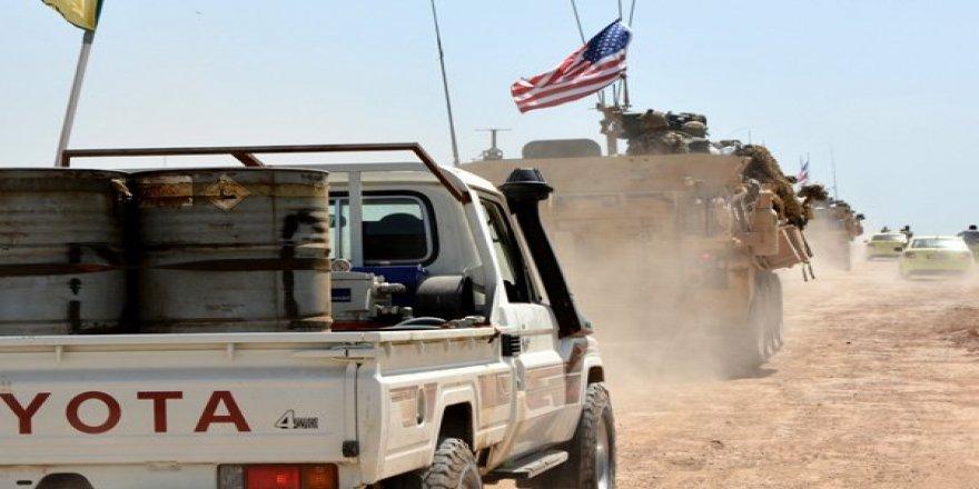 100 barhilgirên lojîstîkî bo Rojavayê hatin şandin