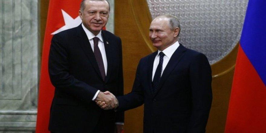Erdogan û Pûtîn civîyan: 13 rêkeftin dê werin îmzekirin