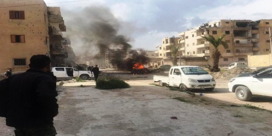 Li Reqqa û Şeddadê teqîn!