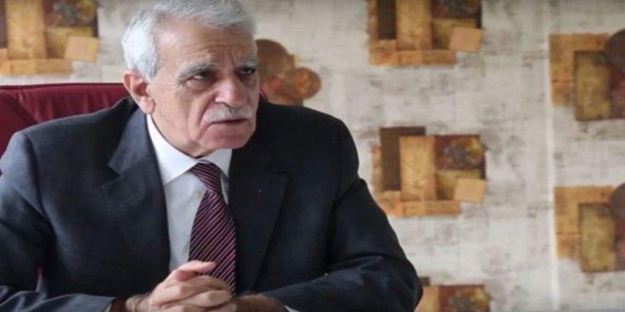 AKP serî li YSKyê da: Ahmet Turk pîr bûye, mazbatayê bidine me!