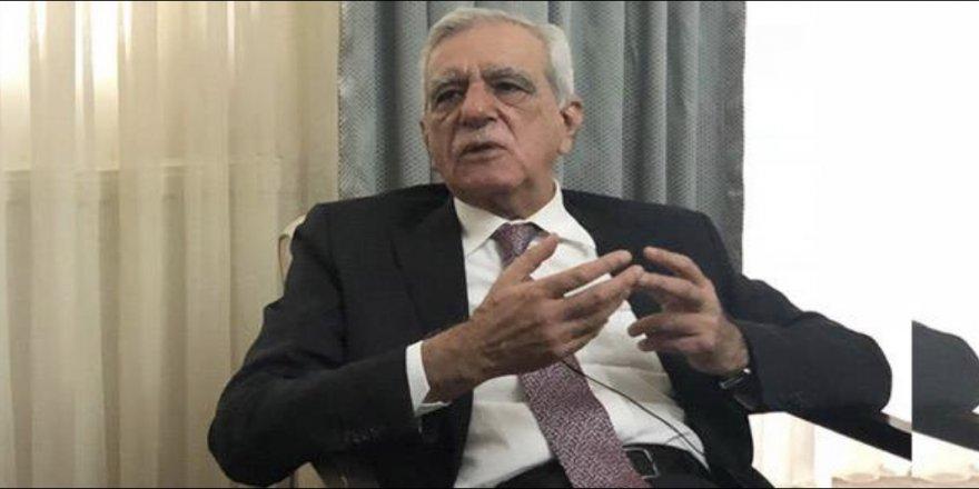 YSK: Em ê mazbataya Ehmed Turk bidin