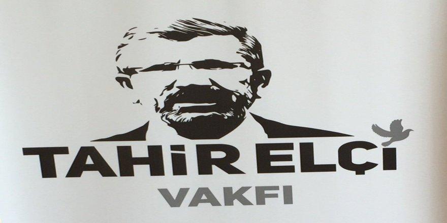 Li Amedê Weqfa Mafê Mirovan a Tahîr Elçî hat damezrandin