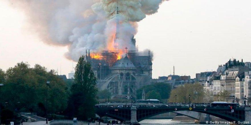 Li Notre Dame Cathedralê şewat!