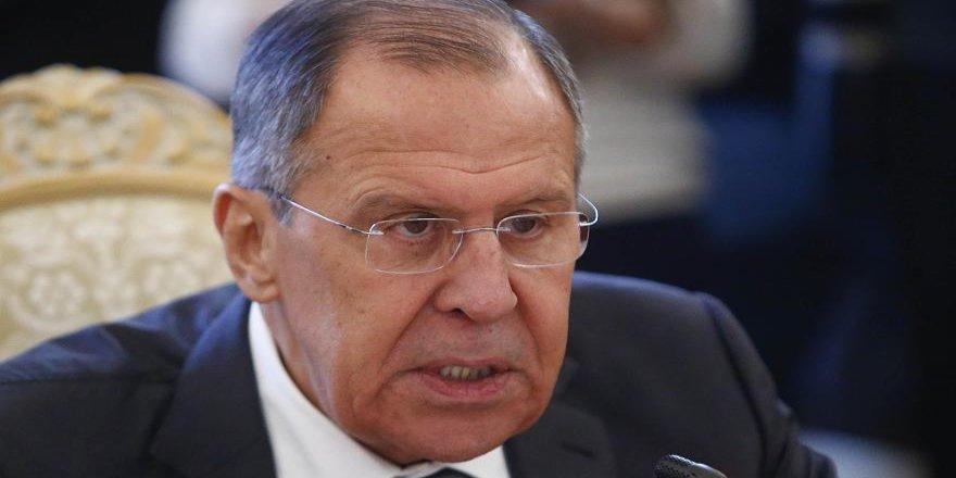 Lavrov: Em hewl didin çareserîyeka sîyasî peyda bikin