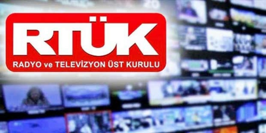 RTUKê, bo peyva 'Kurdistanê' ceza da TELE 1ê