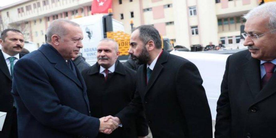 Hamdullah Şevlîyê AKPyî bû rektorê Zanîngeha Wanê