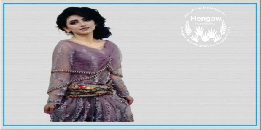 Li Merîwana Rojhilata Kurdistanê jinekê xwe kuşt!