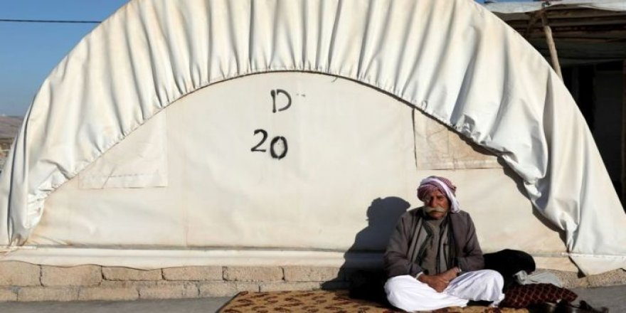 Hollanda Êzidîyên koçber dişîne kampa li Herêma Kurdistanê