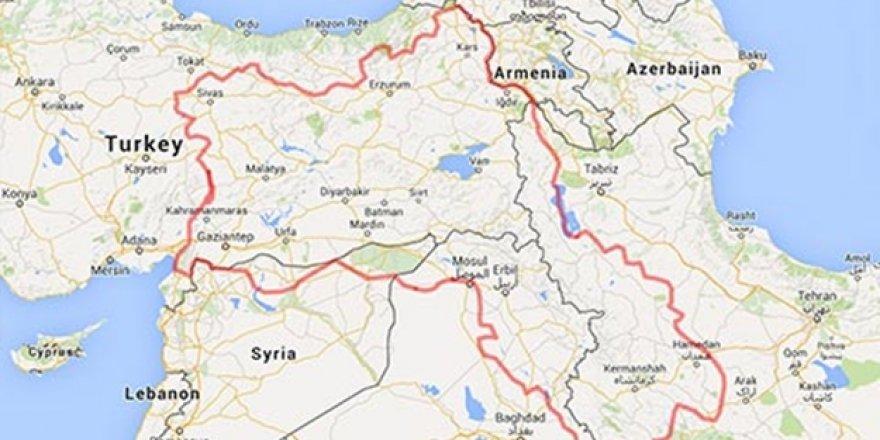 Ji ber bêjeya 'Kurdistan' dozeke din!