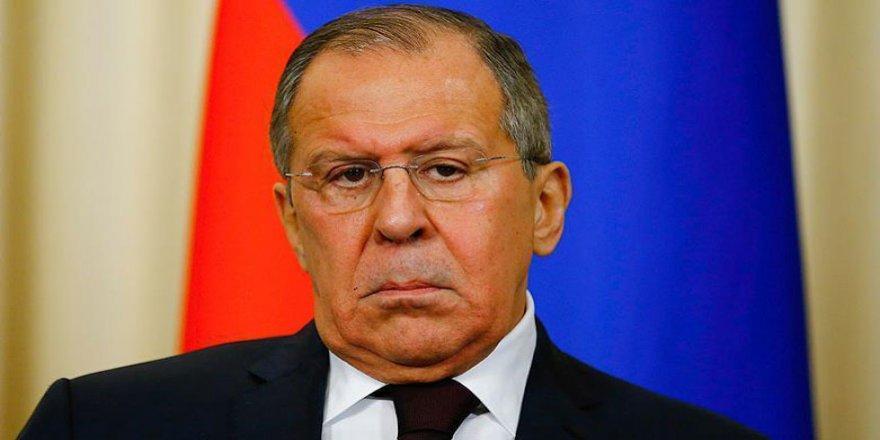Lavrov: Em ji dîwarên li Efrînê haydar nînin