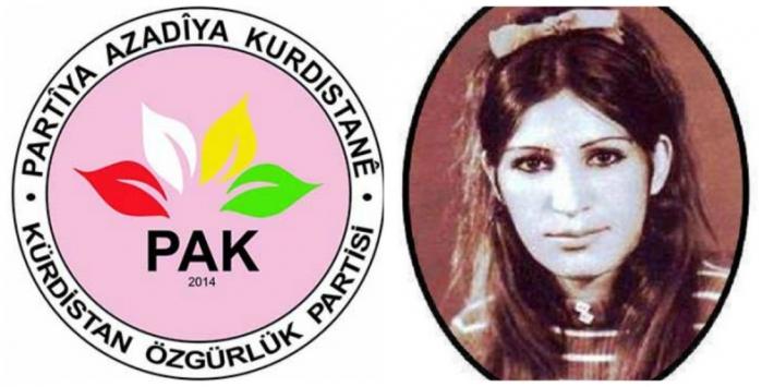 PAK: Em Leyla Qasim bi giramî bibîr tînin
