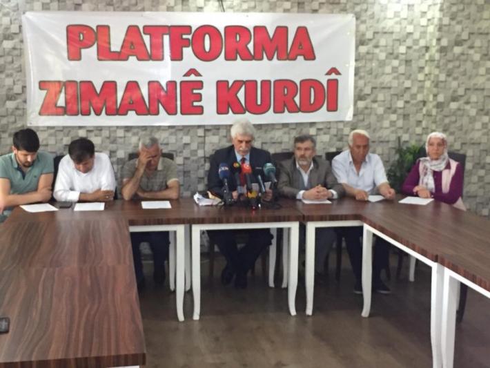 Platforma Zimanê Kurdî: Îro Roja Zimanê Kurdî ye, li zimanê xwe xwedî derkevin!