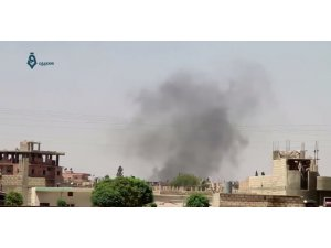 Hêzên rejîma Sûriyeyê  Hesekê bombe dikin