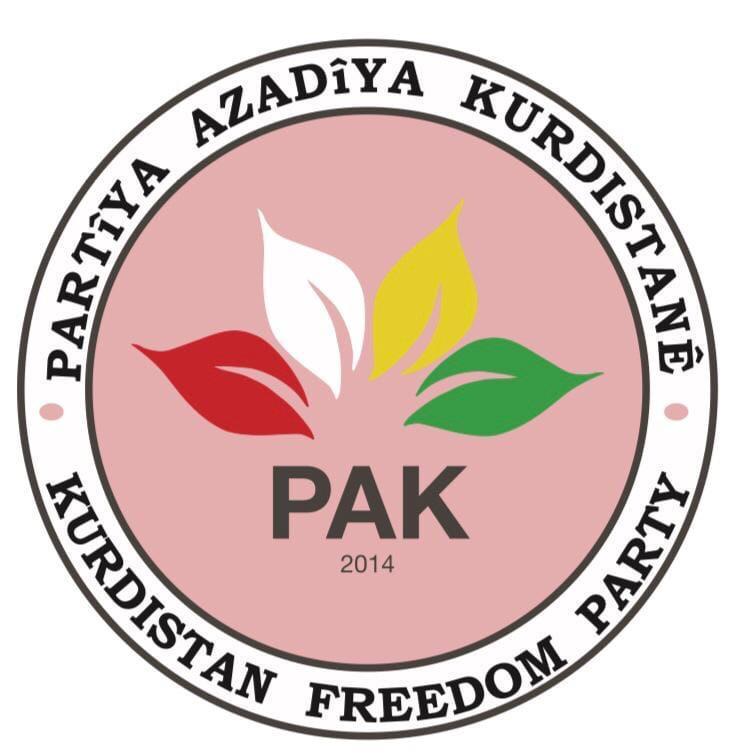 PAK-Ewrûpa: Hebûna PAKê û partîyên Kurdistanî mafekî rewa ye