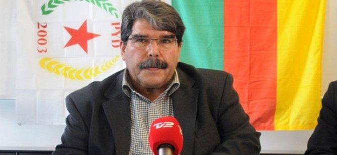 """Salih Muslim: """"Tirkiye ket golgenîya Sûriyê ew ê pir tişt wenda bike"""""""