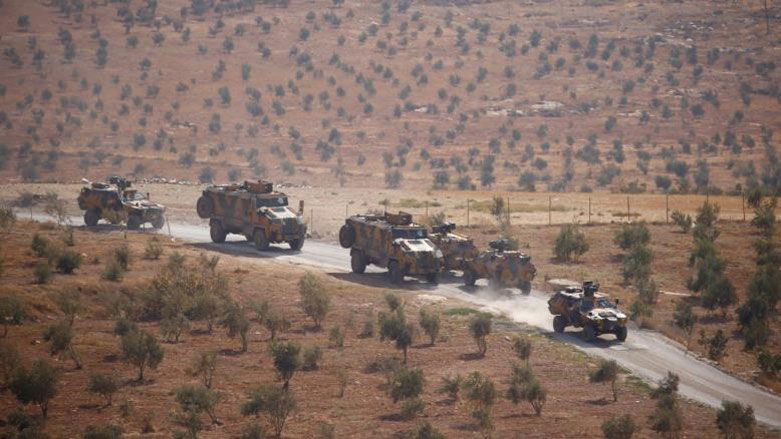 Tirkiyê hêzeke din li sînorê Efrîn û Idlibê bicih dike