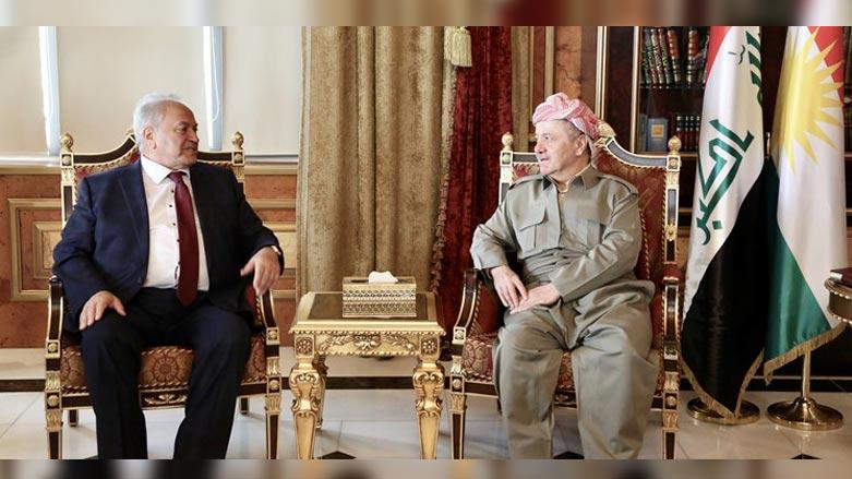 Mesûd Barzanî: Kurdên Sovyet a berê beşek giranbiha yên xelkê Kurdistanê ne