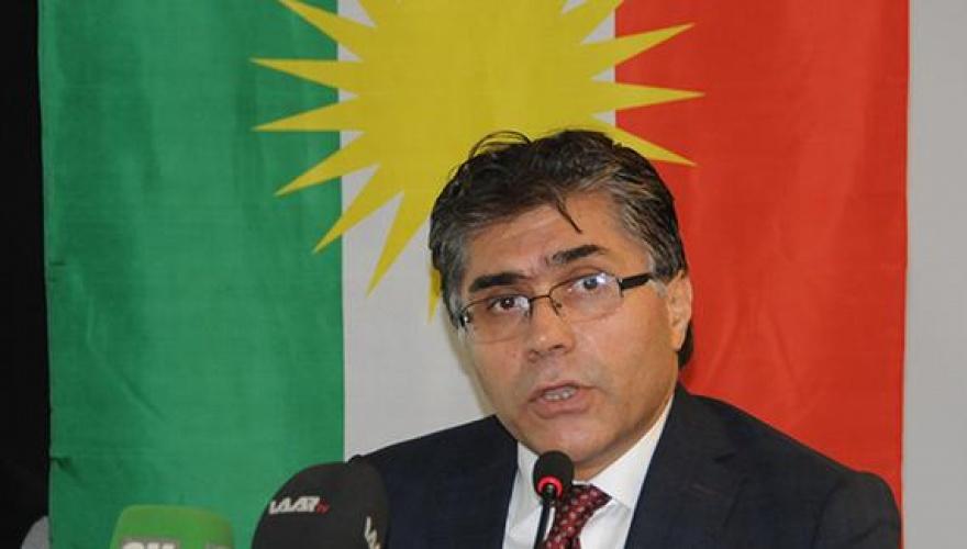 Özçelik: Ji bo Serokwezîrtîya Hikûmeta Kurdistanê em Rêzdar Mesrûr Barzanî pîroz dikin