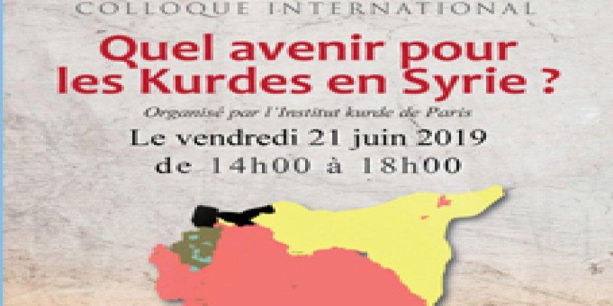 'Ji bo Kurdên Sûriyeyê pêşerojeke çawa?'