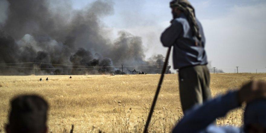Syrie: li Rojavayê başûrê Kurdistanê bikêmanî 10 kes di şewatên qesdî de mirin