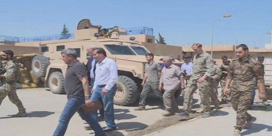 Şandeke Siwêdî serdana Rojavayê Kurdistanê dike