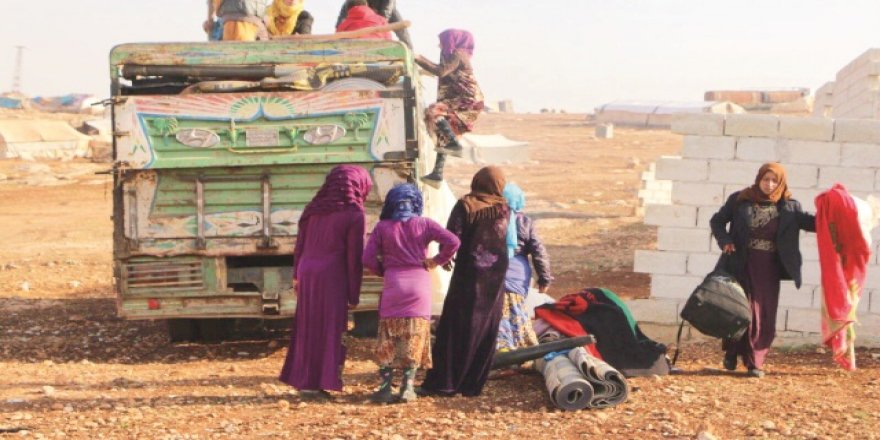 300 hezar kes ji Hema û Idlibê koç kirine