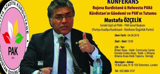 Rojeva Kurdistanê û Helwesta PAKê