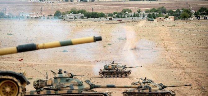 Tankên artêşa tirk ketin Kobaniyê