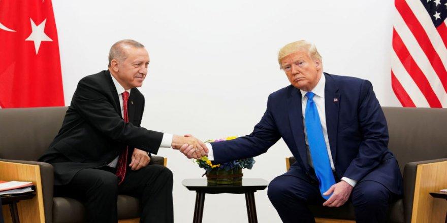 G20ê /Trump: Ez dê serdana Tirkiyê bikim
