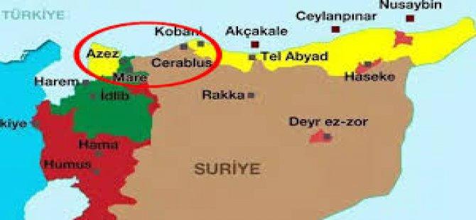 Amerîka: Şerê di navbera hêzên tirk û opozosyiona Sûriyê de nayê qebûlkirin
