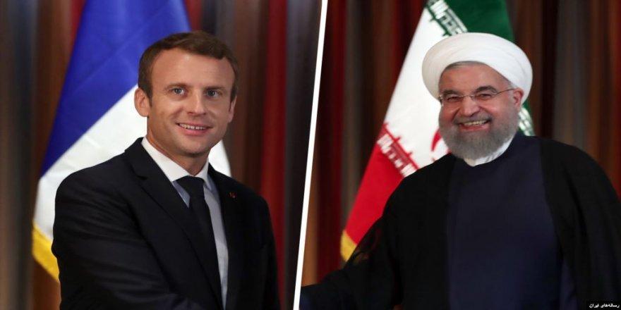Macron:  Rojhilata Navîn nekin cîhekî bêîstiqrar