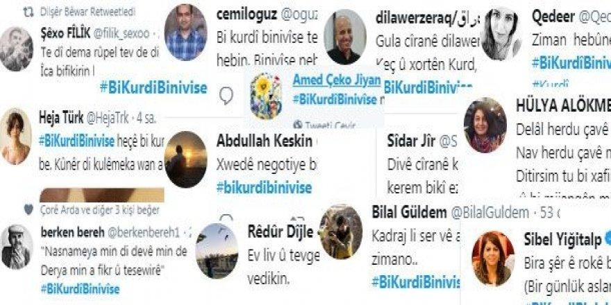 Seba Ziwanê Kurdkî 10 hezar twît!