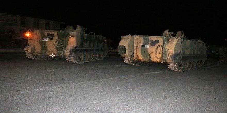 Tirkiye hêzên xwe li ser sînorê Rojavayê zêde dike