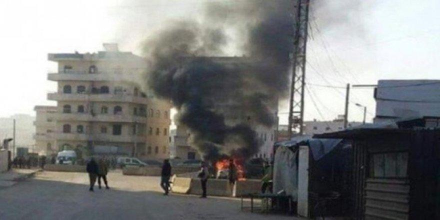 Li Efrînê teqîneke bihêz pêk hat!
