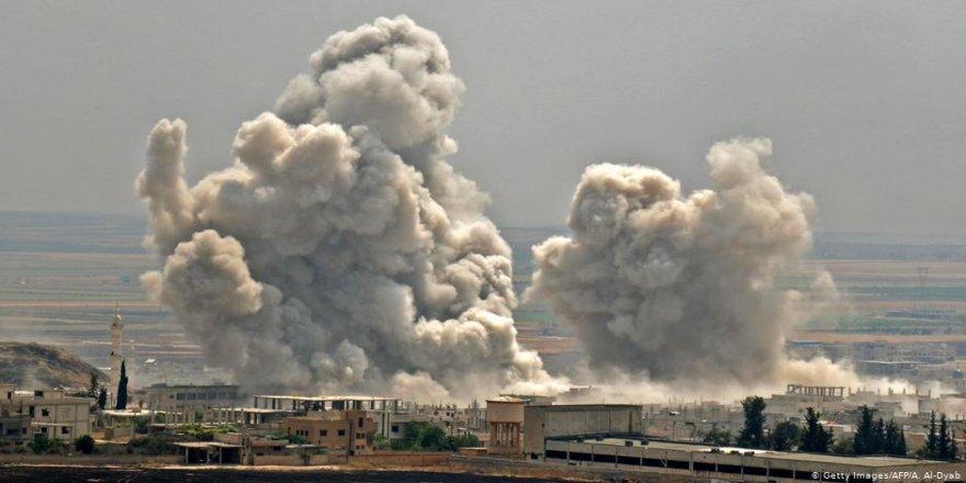 Bîlançoya şerê Idlibê: 2 hezar 468 qûrbanî…