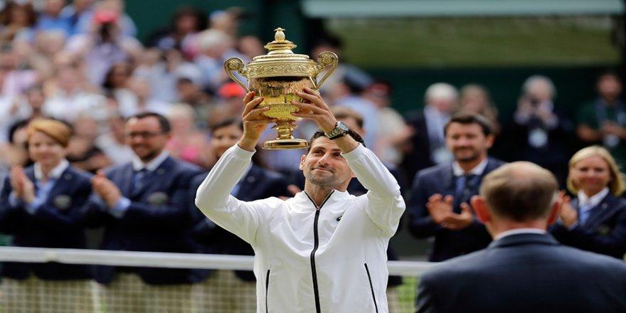Di tenîsê de Djokovic bi ser ket