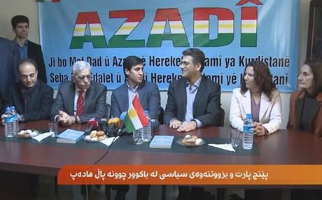 HDP bi pênc partiyan re lihevkir