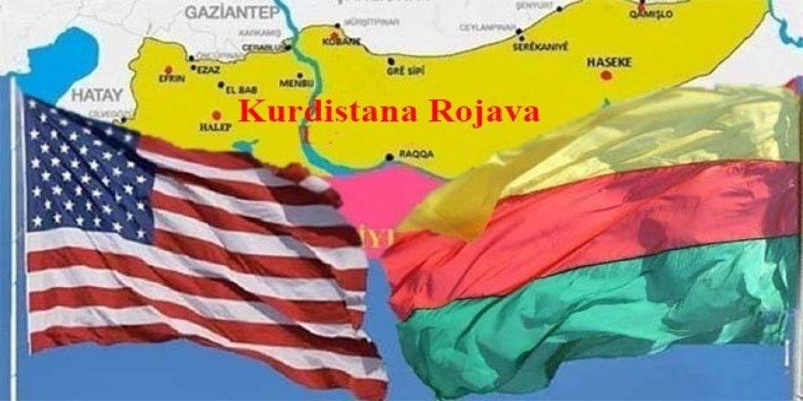 Amerîka: Êrîşa Tirkiyê ya  li ser bakûrê Sûriyê nayê qebûlkirin