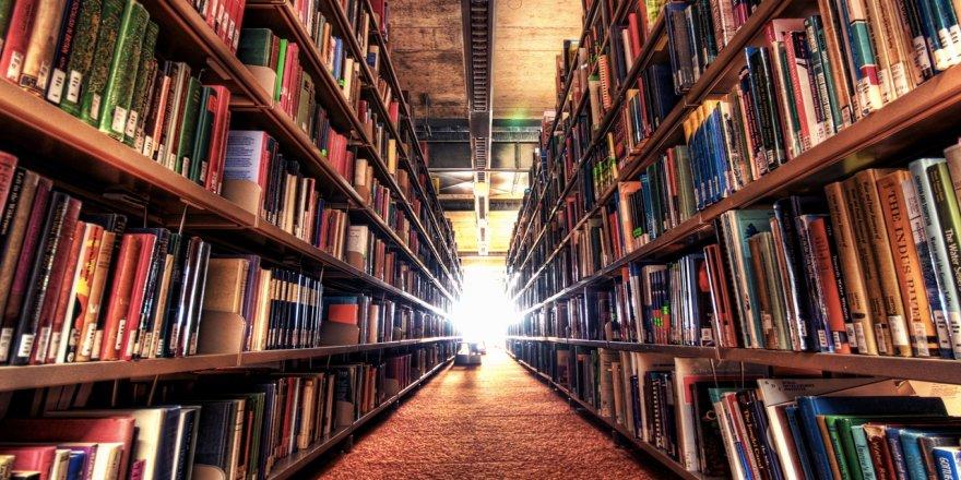 Hejmara Pirtûkxaneyên li Tirkiyeyê