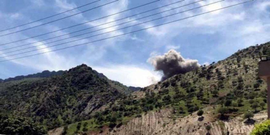 PDKê daxwaza rawestandina bombebaranên Tirkiyê kir!