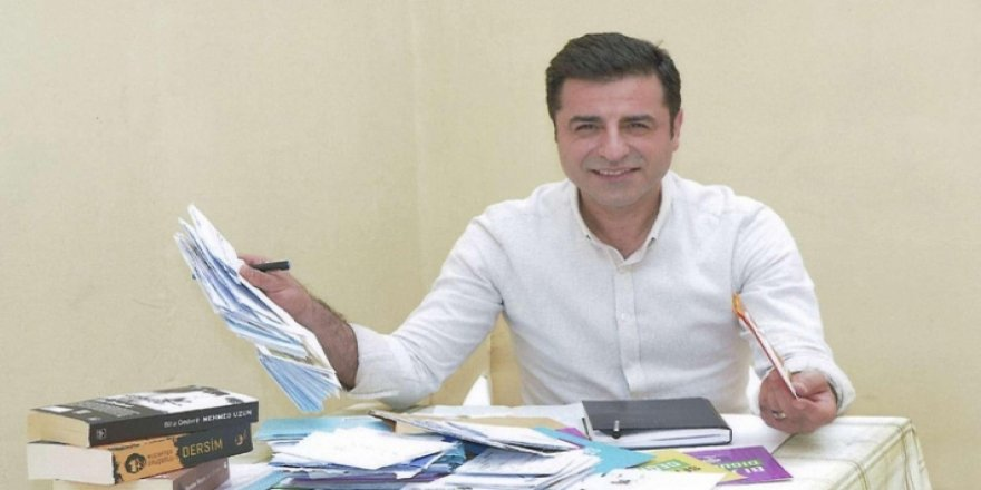 Demîrtaş: Ez Kurd im û welatê min jî Kurdistan e!