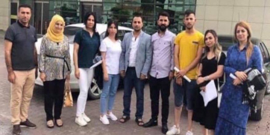 Geştyarên kurd piştî daxuyanîyê hatin berdan!
