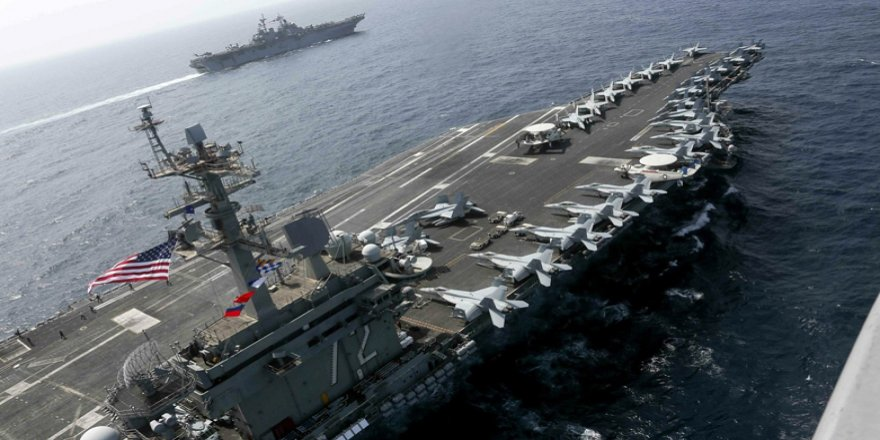Amerîka  di amadekariya operasyoneke leşkerî de ye!
