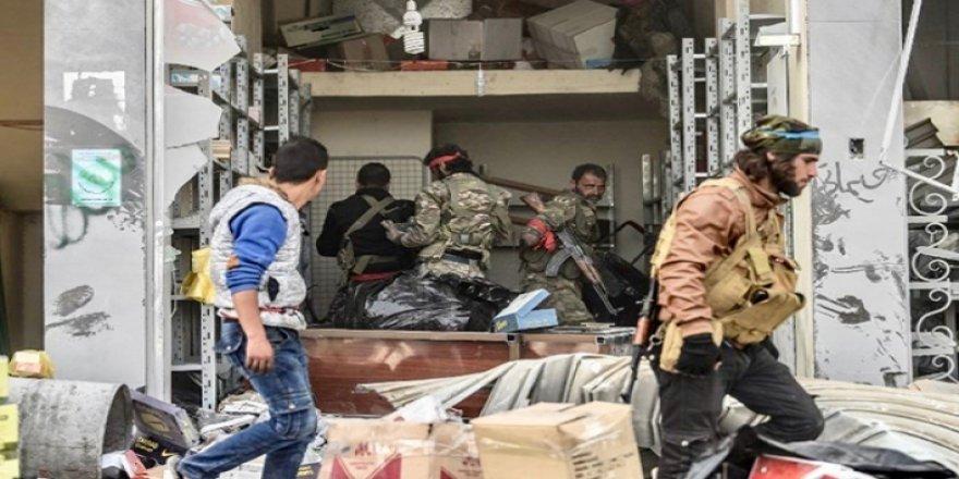 Dewêka Efrînî de çekdaran pezê dewijêk dizna