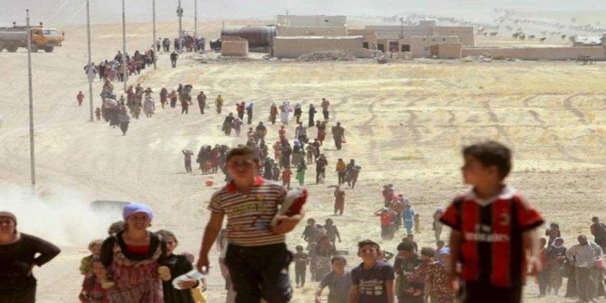 PAK:Ma jenosîdê Şingalî yo ke Kurdanê Êzidîyan rê virazîyabi vîr nêkenê û şermezar kenê.