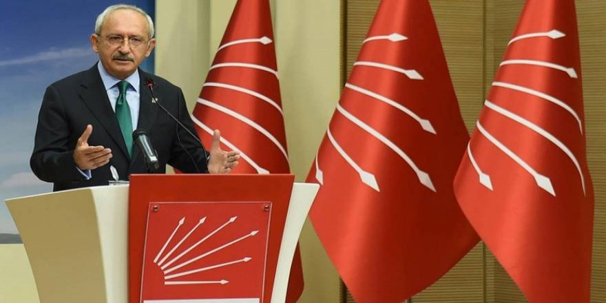 CHP derbarê Sûriyê de konferansekê saz dike:PYD nehat vexwendin